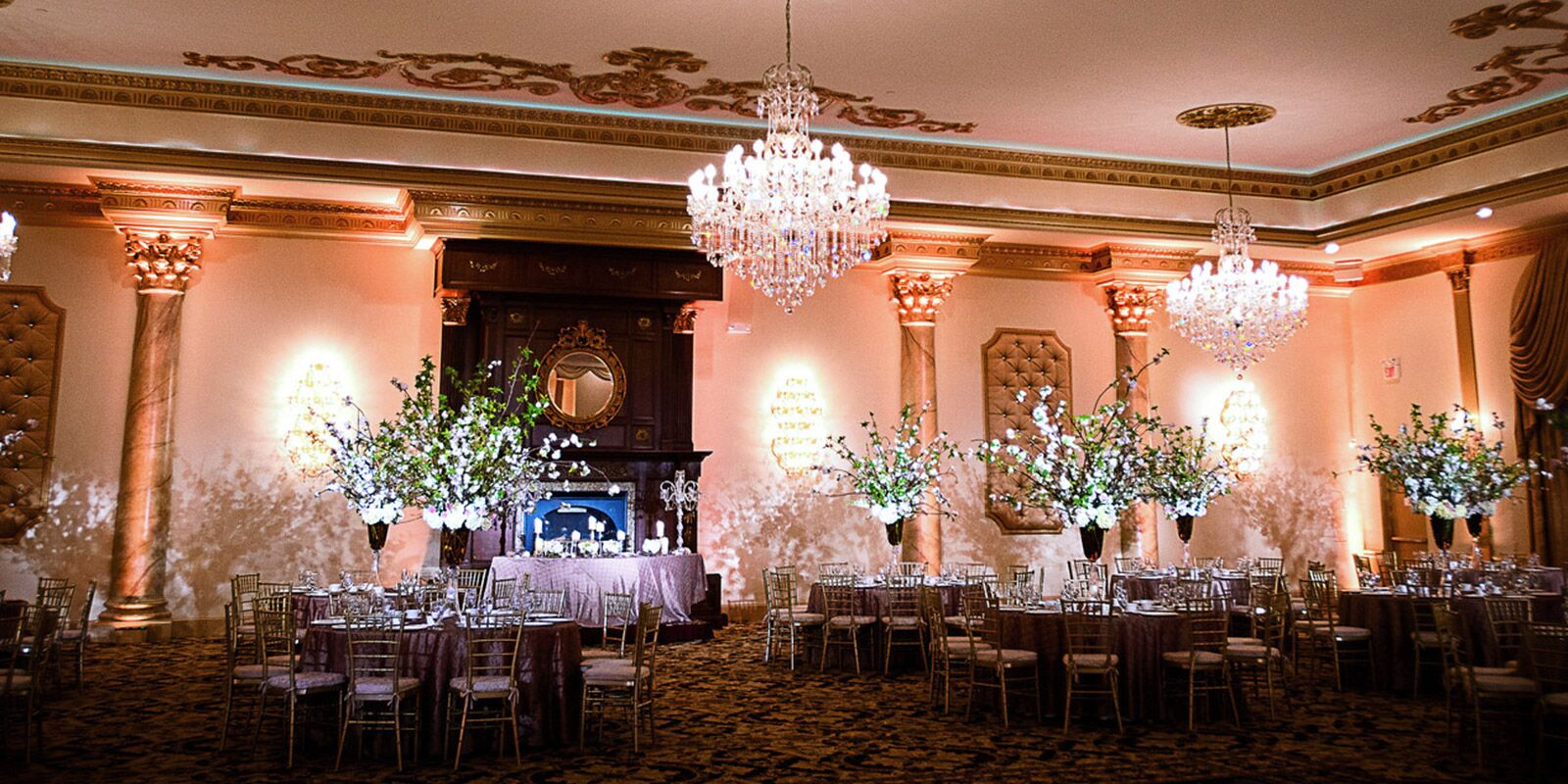 Wedding reception venues in south jersey nj the knot luciens manor junglespirit Choice Image