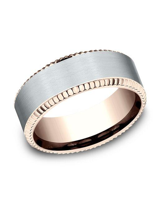 Benchmark CF268527 Gold Wedding Ring