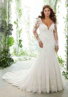 Morilee by Madeline Gardner/Julietta Paola Mermaid Wedding Dress