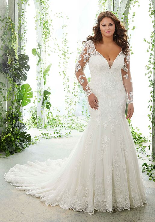 0ef711da5fd Morilee by Madeline Gardner Julietta Paola Wedding Dress - The Knot