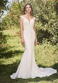 Lillian West 66138 Mermaid Wedding Dress