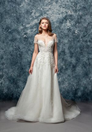 Enaura Bridal Couture EF807- Calla A-Line Wedding Dress