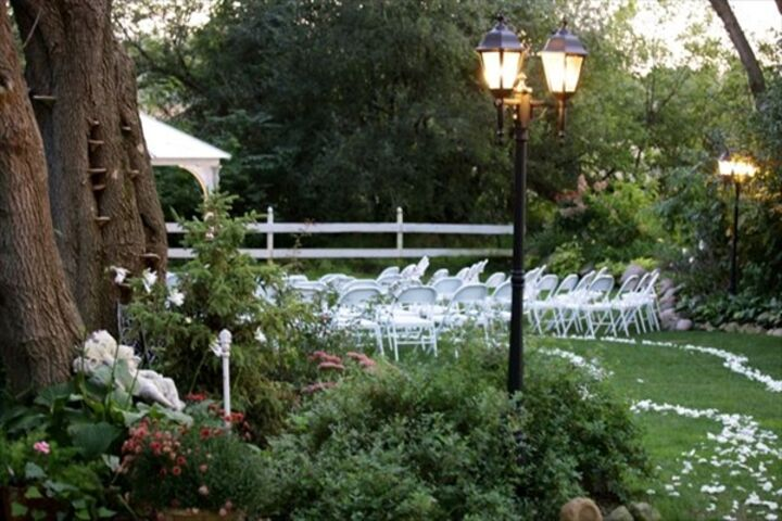 Trellis Outdoor Wedding Ceremonies