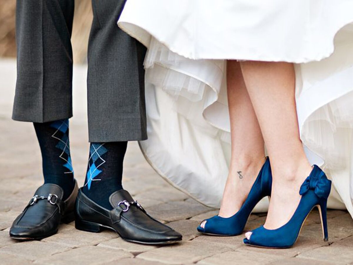 Meaning Behind Something Old New Borrowed And Blue Wedding Tradition