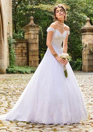 Camille La Vie & Group USA 41790/5510W Wedding Dress