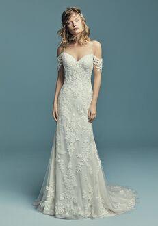 Maggie Sottero Angelica Sheath Wedding Dress