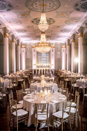 Biltmore Ballrooms's European-Inspired Decor
