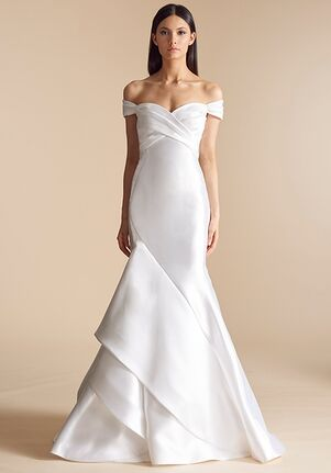 Allison Webb Carter - 2011 Mermaid Wedding Dress