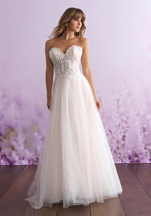 Allure Romance 3102 A-Line Wedding Dress