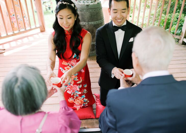 Traditional Chinese Tea Ceremony