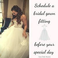 Couture Bridal Alterations