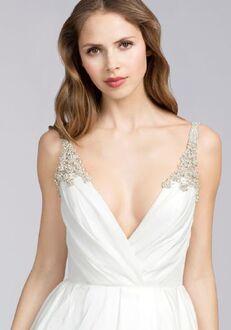 Jim Hjelm 8668 Ball Gown Wedding Dress