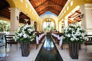 Chapel Wedding Venue at Grand Palladium Resort