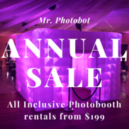 Chicago, IL Photo Booth Rental | Mr. Photobot
