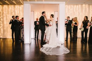 Modern Ceremony at The Loading Dock