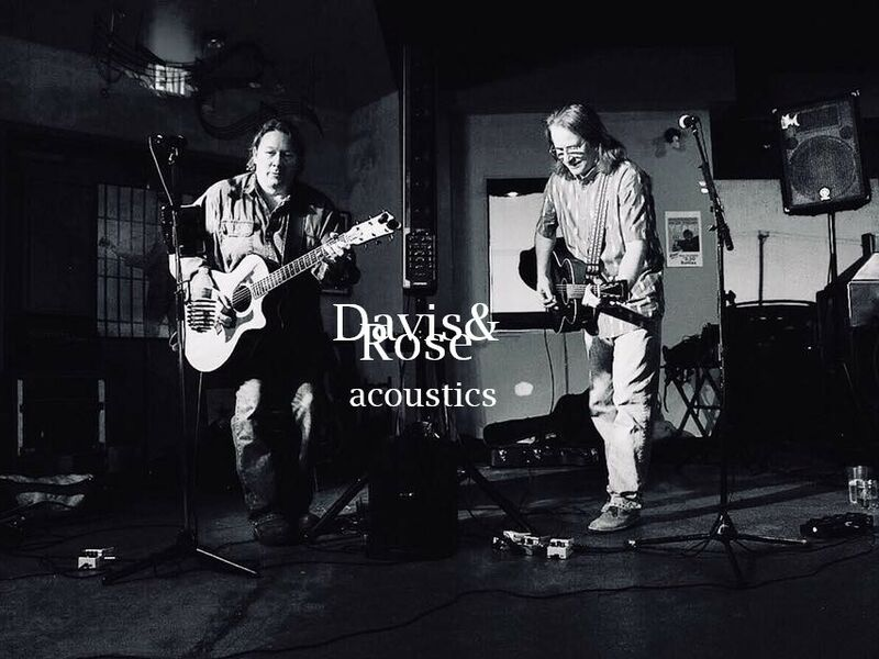 Davis & Rose - Acoustic Band - Garland, TX