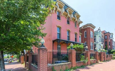 Historic Victorian Mansion on M Street