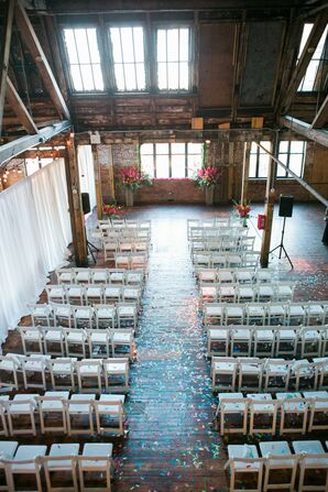 Greenpoint Loft Ceremony