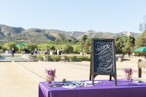 Photo Booth Table, Guest Book Alternative