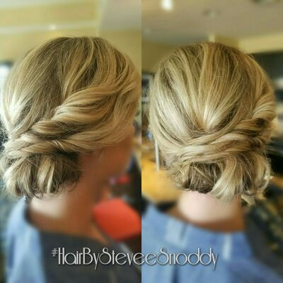 Hair by Stevee Snoddy