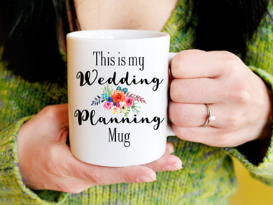 The Cutest Mugs to Help Announce Your Engagement