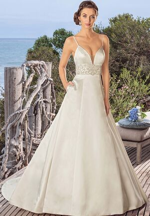 Beloved by Casablanca Bridal BL257 Isla A-Line Wedding Dress