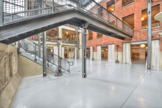 Artifact Events - North Atrium - Loft - Chicago, IL