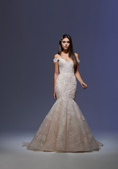 Lazaro Ines/32000 Mermaid Wedding Dress
