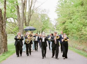 Post-Ceremony First Line Band