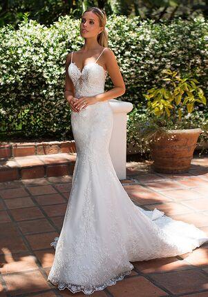 Moonlight Collection J6708 Mermaid Wedding Dress