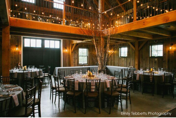 Bellevue Barn At Carlisle Place Reception Venues