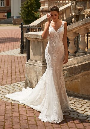 Val Stefani LISBON Mermaid Wedding Dress