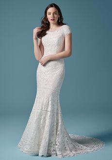 Maggie Sottero MARIETTA Sheath Wedding Dress
