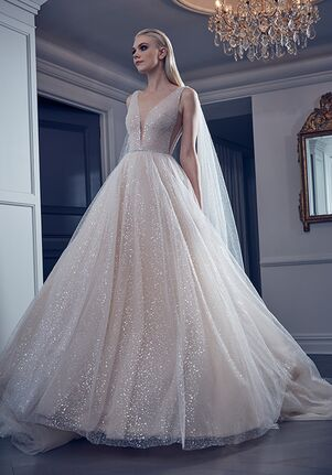 Romona Keveza Collection RK2009 Ball Gown Wedding Dress