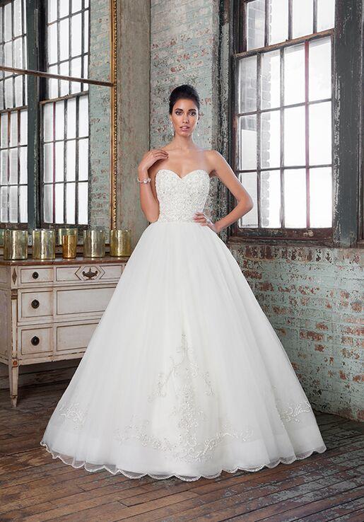 Justin Alexander Signature 9811 Wedding Dress - The Knot