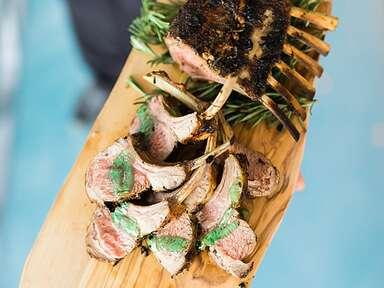 Barbecue Wedding Food Ideas menu
