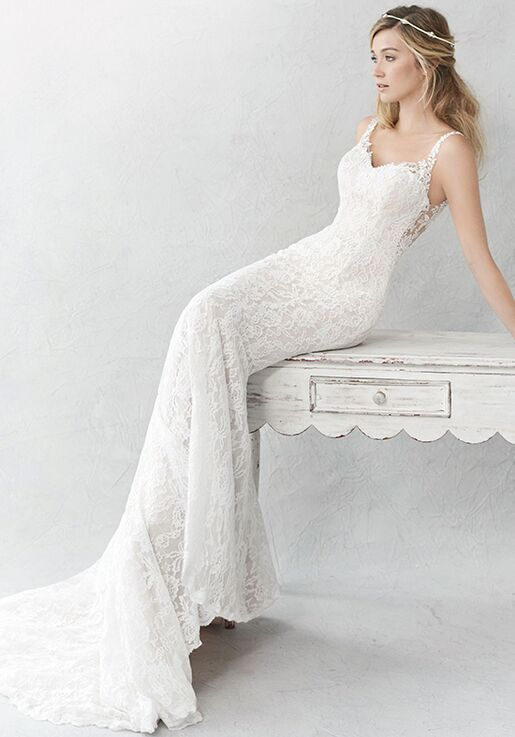 85767509d67e Kenneth Winston  Ella Rosa Collection BE365 Wedding Dress - The Knot