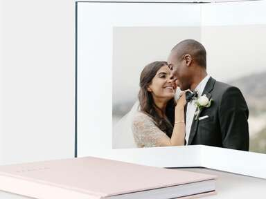 5 Steps to the Perfect Wedding Photo Album