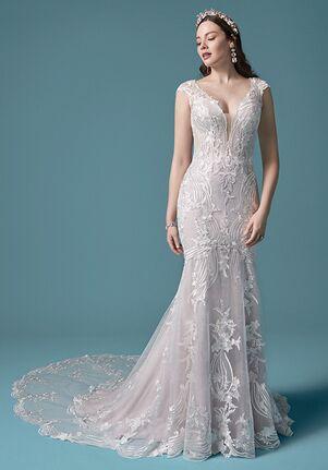 Maggie Sottero KEENAN Sheath Wedding Dress