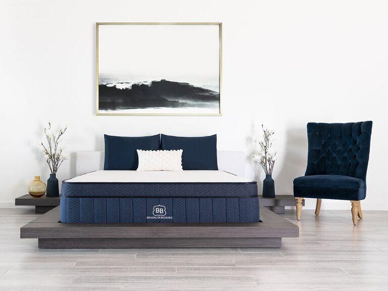 Brooklyn Bedding Aurora Hybrid best cooling mattress for couples