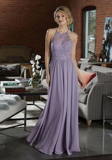 Morilee by Madeline Gardner Bridesmaids 21589 Halter Bridesmaid Dress
