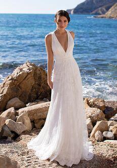 WHITE ONE HAREBELL Ball Gown Wedding Dress