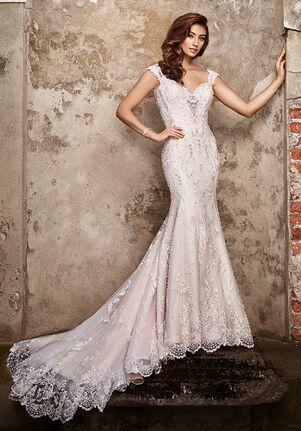 Martin Thornburg a Mon Cheri Collection 119266 Kit Mermaid Wedding Dress