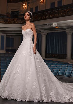 PRONOVIAS PRIVÉE GAYNOR Ball Gown Wedding Dress