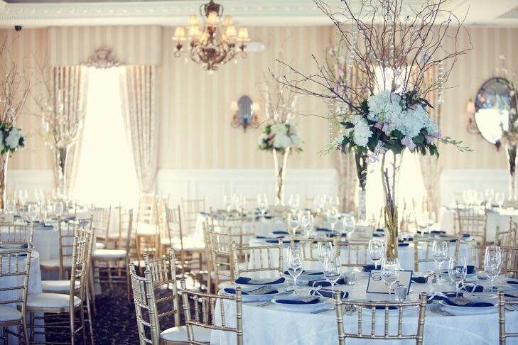 Mallard Island Yacht Club Wedding Reception