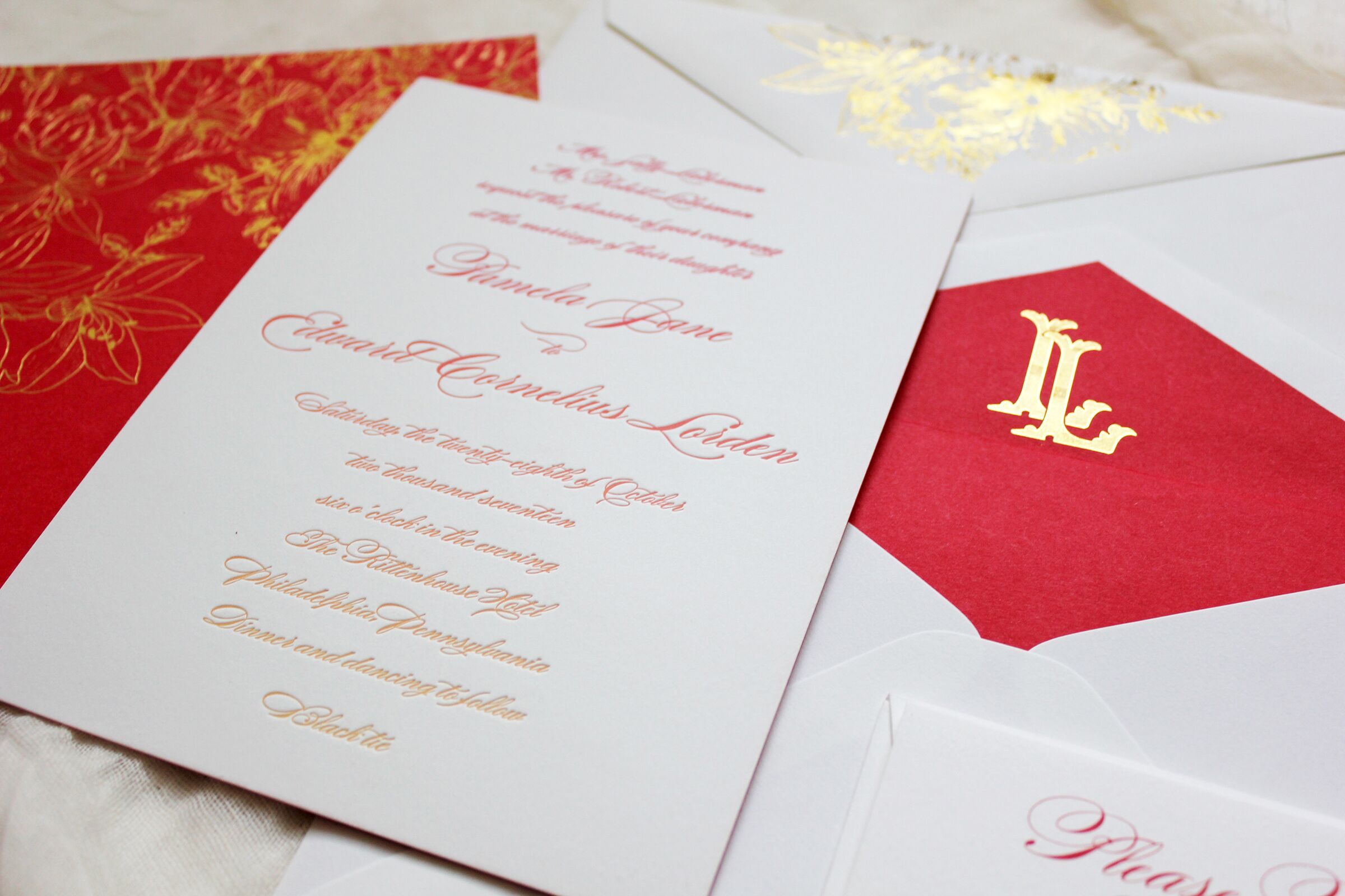 Chick Invitations and Design - Philadelphia, PA