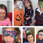 Arlington, TX Face Painting | Merry Heart Entertainment