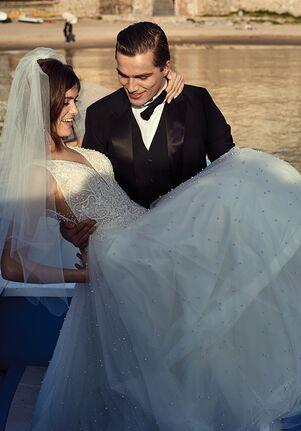 Justin Alexander 88129 Ball Gown Wedding Dress