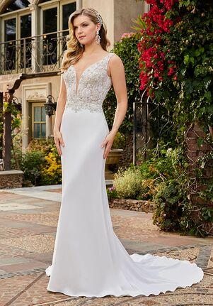 Casablanca Bridal 2403 Harley Sheath Wedding Dress
