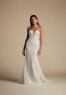 Lucia by Allison Webb 92107 Bianca Mermaid Wedding Dress